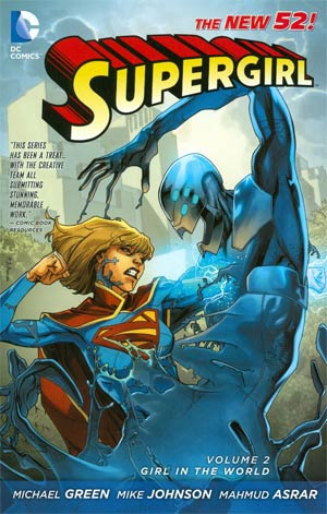 Supergirl (New 52) Vol 2 Girl In The World TP