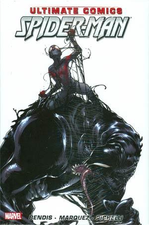 Ultimate Comics Spider-Man By Brian Michael Bendis Vol 4 HC