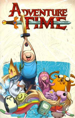 Adventure Time Vol 3 TP