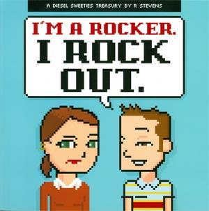 Diesel Sweeties Vol 1 Im A Rocker I Rock Out TP