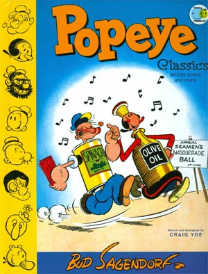Popeye Classics Vol 2 HC