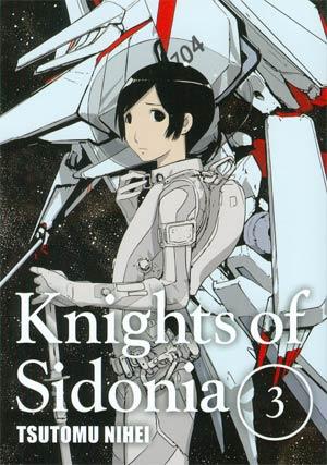 Knights Of Sidonia Vol 3 GN