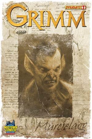 Grimm #1 Midtown Exclusive Murcielago Variant Cover
