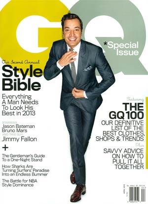 GQ Vol 83 #4 Apr 2013