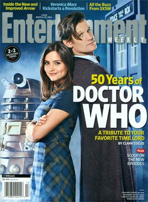 Entertainment Weekly #1252 Mar 29 2013