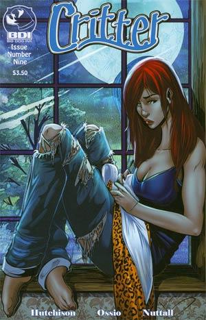 Critter Vol 2 #9 Cover B Jenevieve Broomall