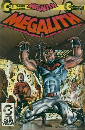 Megalith #1