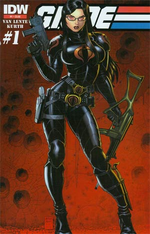 GI Joe Vol 6 #1 2nd Ptg