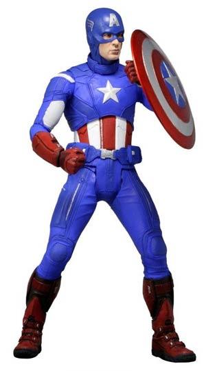 Captain America 1/4th Scale Figure