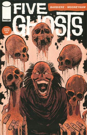 Five Ghosts #5 Haunting Of Fabian Gray Part 5
