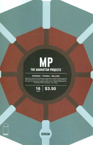 Manhattan Projects #16