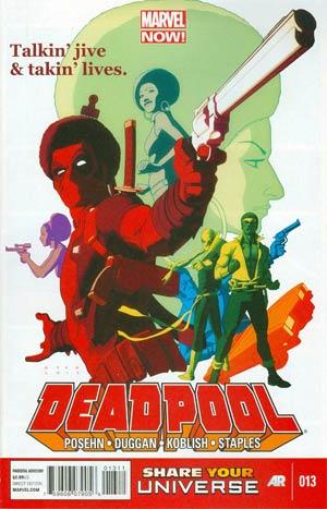 Deadpool Vol 4 #13