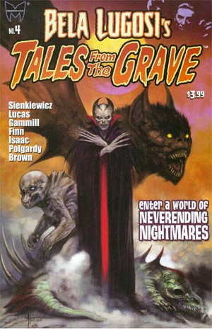 Bela Lugosis Tales From The Grave #4