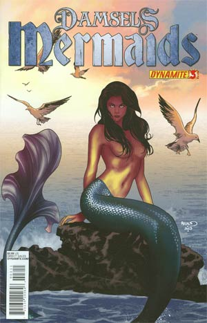 Damsels Mermaids #3