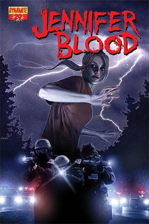 Garth Ennis Jennifer Blood #29