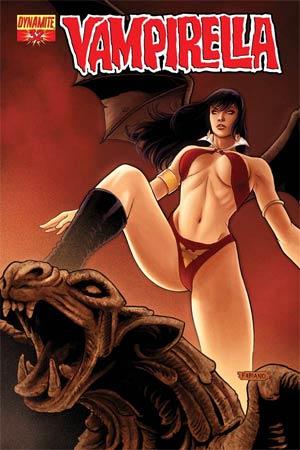 Vampirella Vol 4 #32 Cover A Fabiano Neves