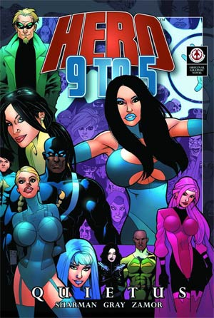 Hero 9 To 5 Vol 2 Quietus GN