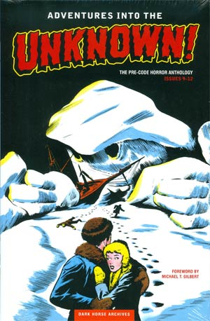 Adventures Into The Unknown Archives Vol 3 HC
