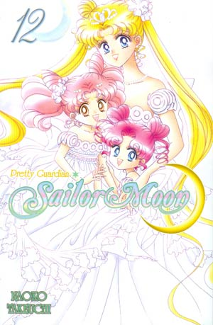 Sailor Moon Vol 12 GN Kodansha Edition