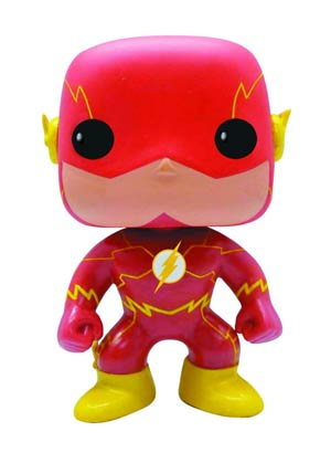 POP Heroes DC New 52 Flash Previews Exclusive Vinyl Figure