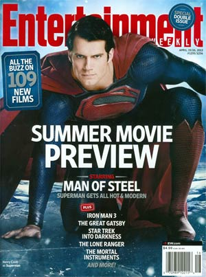Entertainment Weekly #1255 Apr 19 / #1256 Apr 26 2013