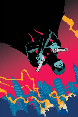 Black Bat #1 High-End Marcos Martin Virgin Art Ultra-Limited Cover (ONLY 100 COPIES IN EXISTENCE!)
