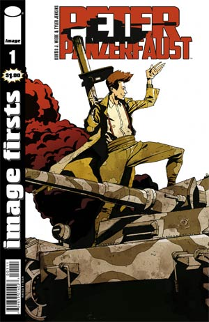 Image Firsts Peter Panzerfaust #1 Current Printing