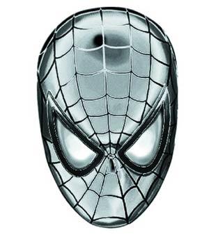 Marvel Pewter Lapel Pin - Spider-Man Head