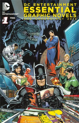DC Entertainment Essentials And Chronology 2013