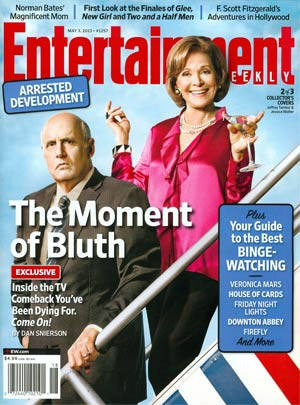 Entertainment Weekly #1257 May 3 2013