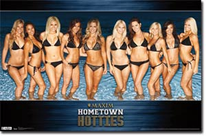 Maxim Wall Poster - Hotties Group 11