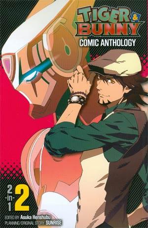 Tiger & Bunny Comic Anthology 2-In-1 Vol 2 TP