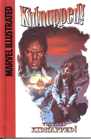 Marvel Illustrated Kidnapped #1 Cover B Hardcover