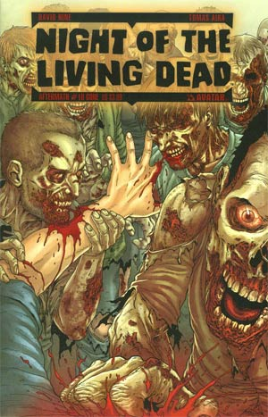 Night Of The Living Dead Aftermath #10 Cover C Gore Cvr