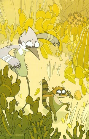Regular Show #1 Cover L Phoenix Comic Con Exclusive Variant Cover