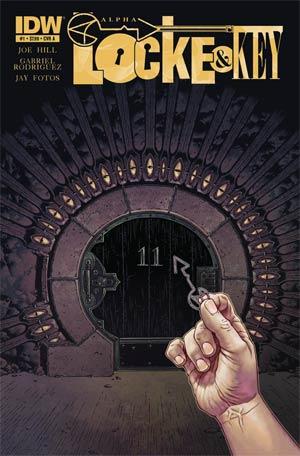 Locke & Key Alpha #1 Cover A Regular Gabriel Rodriguez Cover