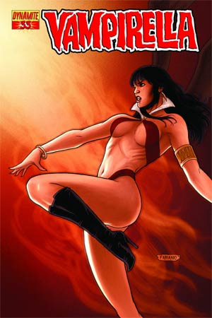 Vampirella Vol 4 #33 Cover A Fabiano Neves