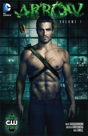 Arrow Vol 1 TP