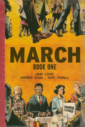 March Book 1 GN