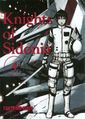 Knights Of Sidonia Vol 4 GN