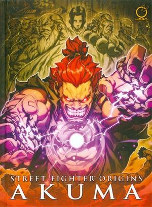 Street Fighter Origins Akuma HC