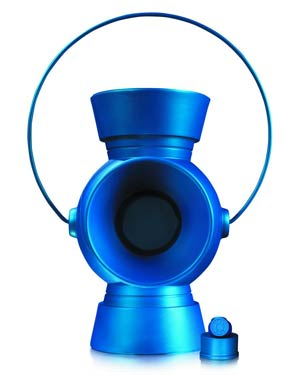 Blue Lantern 1/1 Scale Power Battery And Ring Prop Replica