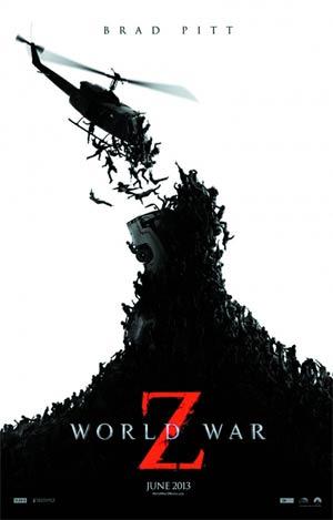 World War Z 6-Inch Zombie/Hero Action Figure Assortment Case