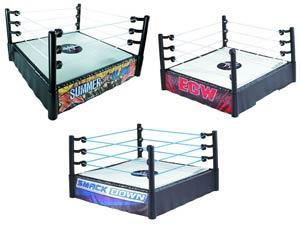 WWE Superstar Ring Assortment Case