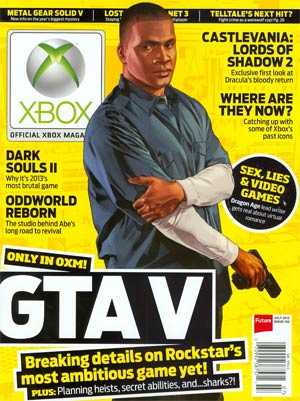 Official XBox Magazine #150 Jul 2013