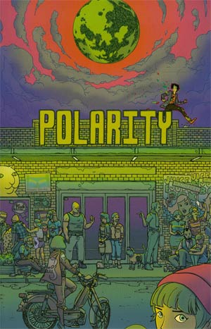 Polarity #3 Cover B Incentive Ulises Farinas Virgin Variant Cover