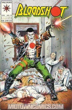 Bloodshot #13