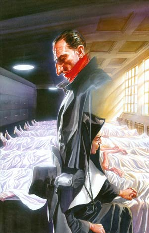 Shadow Vol 5 #14 Cover E Incentive Alex Ross Virgin Cover