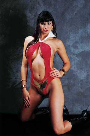 Vampirella Strikes Vol 2 #6 Cover H High-End Virgin Photo Ultra-Limited Cover (ONLY 25 COPIES IN EXISTENCE!)