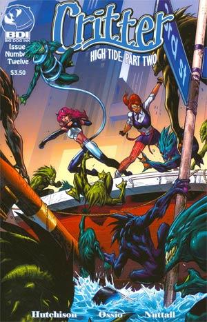 Critter Vol 2 #12 Cover B Romano Molenaar